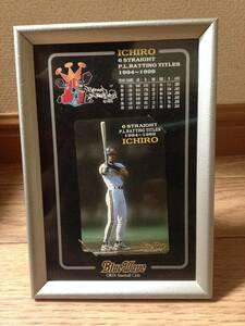 ほとんど出余っていない貴重な品 イチロー選手6年連続首位打者記念テレフォンカード