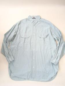 L.Q. Y`s for men ビッグシルエットシャツ ワイズフォーメン ヨウジヤマモト BDシャツ 長袖シャツ メンズ
