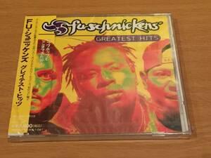国内盤 新品 未開封 見本盤 Fu-Schnickens Greatest Hits FU・シュニッケンズ 解説・対訳 泉山真奈美