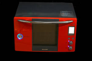 [Delivery Free][Rare color]2004 SHARP Water Oven First Model AX-HC1-R Rare Red 初代ウォーターオーブン AX-HC1-R レッド[tag6666]