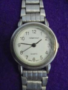vitaroso/ヴィタロッソ/レディース/アナログ/腕時計/日本製/クォーツ/クウォーツ/3針QZ/ステンレスチール製