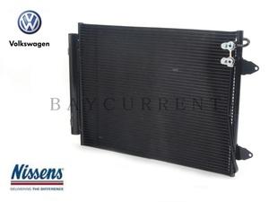 【正規純正OEM】 Volkswagen A/C コンデンサー VW パサート PASSAT 2006y~2014y 3C0820411F 3C0-820-411F エアコン ワーゲン OEM 正規品
