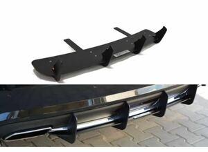 正規品Maxton design W218 CLS リアディフューザー エアロ スポイラー AMG仕様 CLS63 CLS350 CLS550 CLS400 CLS220 リアバンパー c218 x218