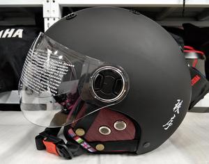 バイク 自転車 ジェット キャップ ヘルメット L サイズ 新品 在庫 格安 価格 処分 即日 1 スタート v203 最落 設定 なし 2