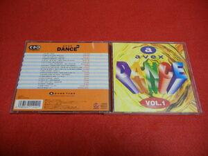 4 中古CD avex DANCE Vol.1 ダンス ディスコ