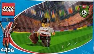 LEGO 4456 レゴブロックスポーツサッカーミニフィグ