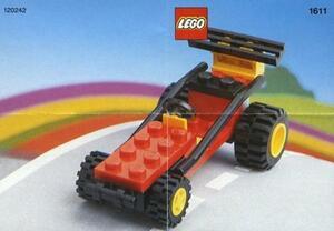 LEGO 1611 レゴブロック街シリーズ