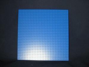LEGO 620 レゴブロックパーツブループレート基盤