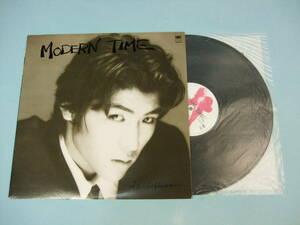 [LP] Koji Yoshikawa / MODERN TIME (1986)