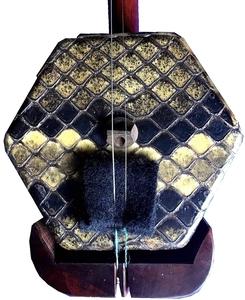 ★古月琴坊 最上級紫檀二胡★極品希少 最上級アフリカ紫檀★上級者・演奏用・プロ級★本物保証