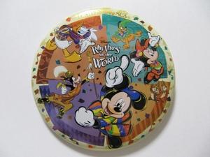 即決 TDS 東京ディズニーシー 限定 Rhythms of the WORLD 缶バッジ ミッキー ミニー グーフィー プルート チップ デール ドナルド TDR 新品