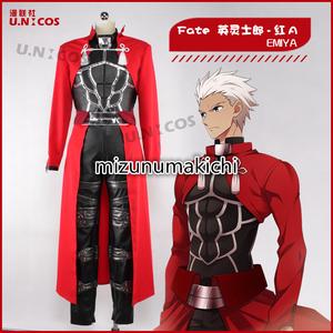 Fate/stay night/zero/Grand Order Archer エミヤ コスプレ衣装+靴の商品画像