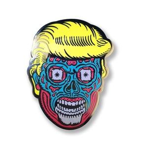 They Live Trump ピンズ ゼイリブ 映画 トランプ大統領 トランプ ドナルドトランプ アメリカ雑貨 アメリカン雑貨 ピンバッチ ピンバッジ