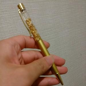 金箔 ボールペン