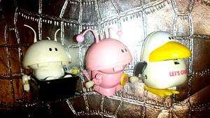 レア レッツチャット バイキンくん バイキンクン レトロ ぜんまい おもちゃ フィギュア 人形 ゼンマイ 昭和 昭和レトロ トコトコ ねじ巻き