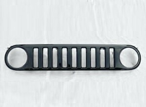 FJ クルーザー ハマー タイプ ピアノ ブラック グリル 北米輸入車 日本仕様車 装着可能 平成18年3月~ ABS製 純正交換