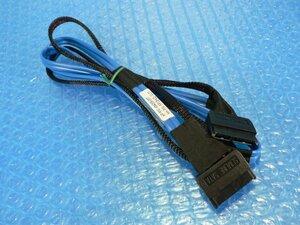 1CWZ // HP 484355-007 約65cm スリムドライブ用SATAケーブル // HP ProLiant DL380 G7 取外 // 在庫3