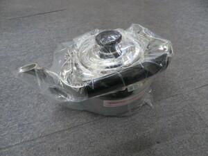 14-32688 未使用 玉虎堂製作所 電磁ケトル 2L ステンレス No.382-D IH対応 やかん ステンレス製 湯沸かし 調理道具 ケットル 電磁調理器