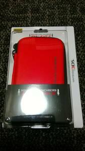 ハードポーチ for ニンテンドー3DS レッド 非売品