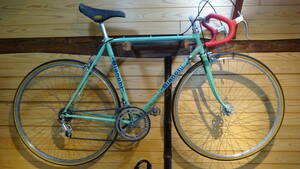 MADE IN ITALY VINTAGE BIANCHI REKORD + VIDEO