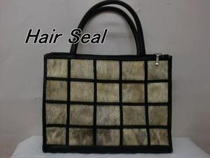 限定 送料無料 一点品244-3アザラシのデザインワークバッグ
