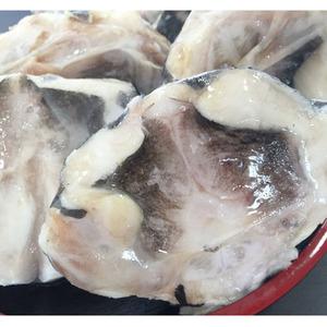 高級魚 銀ダラ カマ 2kg(13-20個前後) 稀少★築地