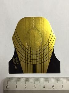 ラウンドフォーム50枚 ジェルネイルアート用 3Dアートスカルプチュアなどの必須用品 ネイルアート 送料無料