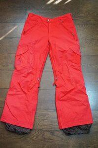 女性用 BURTON バートン スノーボードウエア WMS FLY PANT フライパンツS 赤*REWvolcom686atmysneffroxy