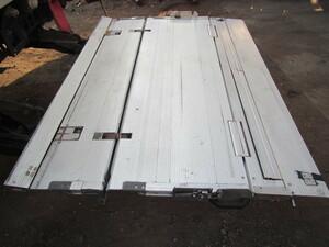 # 851-100 * aluminium storage type power gate standard for Kyokuto development Hino Ranger Pro
