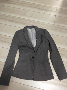 H&M ジャケット グレー