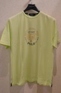 新品 未使用 男性 メンズ 半袖Tシャツ POLO ポロ クルーネックTシャツ  LLサイズ   特価 送料無料