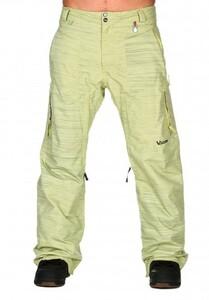 80%OFF 13  *  VOLCOM *   Volcom  BASE PANT  брюки  YELLOW S размер