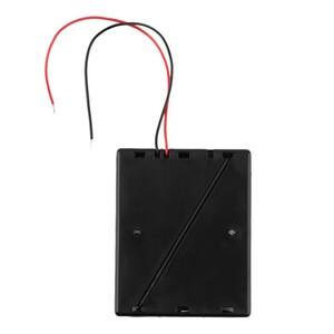 18650充電池 直列3本用 電池ケース バッテリーボックス バッテリーケース リード線付 2個 即納可能