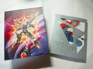 アクエリオンEVOL Vol.1 DVD 収納ボックス付属