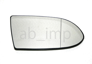 Opel Zafira OPEL ZAFIRA ( previous term ) door mirror speciality side mirror lens heat ray ( mirror heater ) attaching right side [ new goods ] worth seeing!