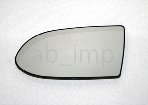 Opel Zafira OPEL ZAFIRA ( previous term ) door mirror speciality side mirror lens heat ray ( mirror heater ) attaching left side [ new goods ] worth seeing!