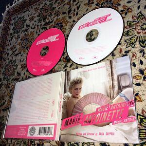 2 листов комплект CD/ Marie * Anne towa сеть / sophia *kopola/MARIE ANTOINETTE/ музыка из фильмов / саундтрек / новый wave / punk / Techno / электро nika