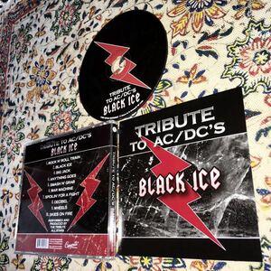 Tribute *tu*AC/DC- черный * лёд / The * Tribute * все * Star z/TRIBUTE TO AC/DC'S BLACK ICE/ Anne газ * Young ...