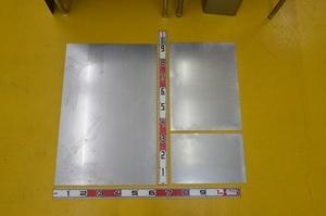 鉄亜鉛メッキ鉄平板(3.2~9.0mm厚)の(914x600~300x200mm)定寸・枚数販売F11