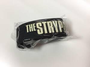 ザ・ストライプス リストバンド 新品 2013年初来日 オフィシャル ツアー グッズ 送料無料 シリコンラバー製 THE STRYPES 限定 レア