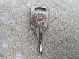 純正キー T2511 TR HM ⑥ 鍵 カギ スーパーカブ C50 C65 C70 C90 C100 C102 C105 C110 カモメ 行灯 C240