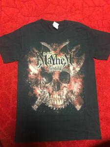 Sサイズ 美品 Mayhem ライブツアーTシャツ 2008 Tシャツ メイヘム バンT バンドTシャツ Live ツアーTシャツ バンドTシャツ diablos
