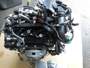 H27 ヴィッツ NSP130 平成27年 エンジン本体 1NRFKE 2重登録【2700】