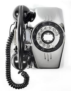【実働】USAアンティーク 2-way 電話機/ビンテージ/ランプ/照明/家具/工業系/店舗什器/米軍ハウス/古道具/o.c.white/黒電話/ソファー/椅子