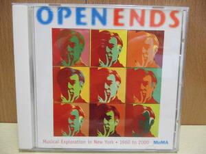 *V.A./ YOKO ONO,THE FUGS, JOHN ZORN, THE LOUNGE LIZARDS,他 / OPEN ENDS(輸入盤)MM111