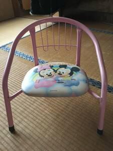 中古品、ミッキーマウス子供の椅子、人気商品、1円からのスタート、お買い得