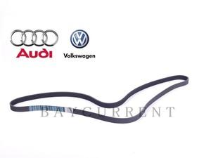 【正規純正OEM】 フォルクスワーゲン ファンベルト Vベルト VW パサート PASSAT 1997y~2005y 078903137BC 6PK1885 リブベルト 外 ベルト