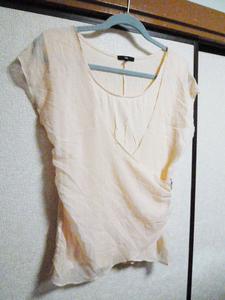 【GAP】ノースリーブシャツ/レディーストップス/ピンク/Mサイズ