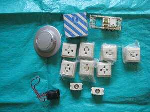 cheap! electric parts rotation outlet switch fully set ②daA5-waA5