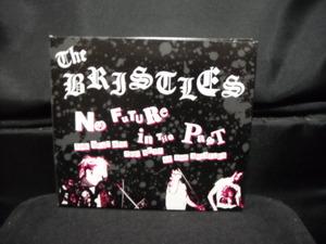 国内盤2CD+DVD/BRISTLES/ブリストルズ/NO FUTURE IN THE PAST/80年代スウェーディッシュハードコアパンクHARDCORE PUNKスウェーデンSWEDEN